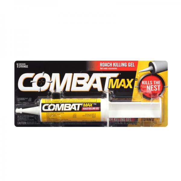 Combat Max Cockroach Killing Gel