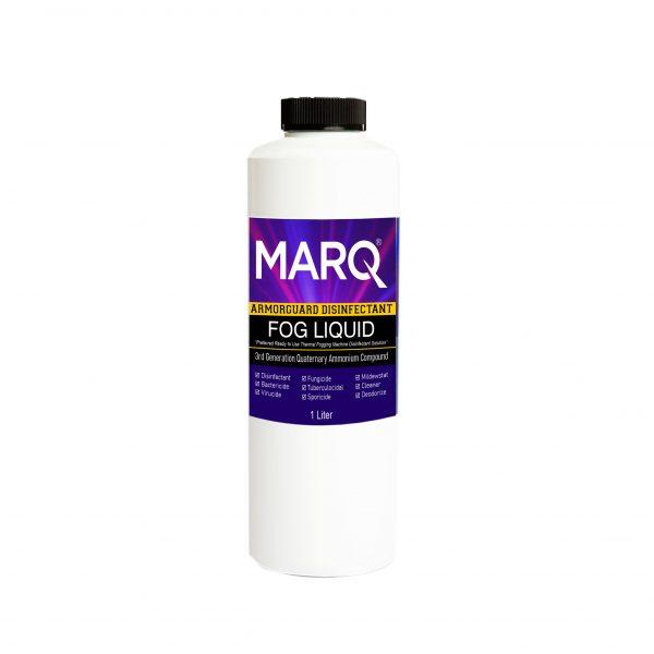 MARQ Armorguard Disinfectant Fog Liquid
