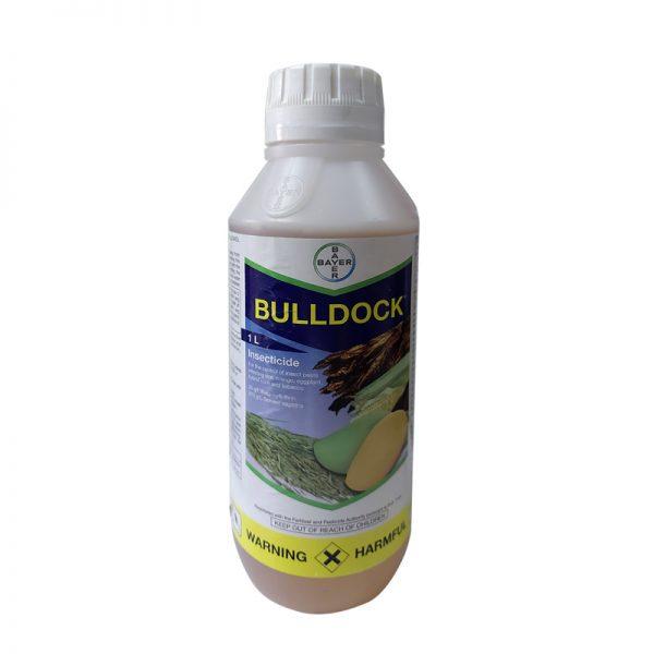 Bulldock EC25