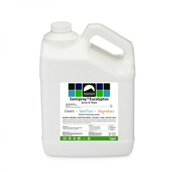 Sanispray 1 gallon