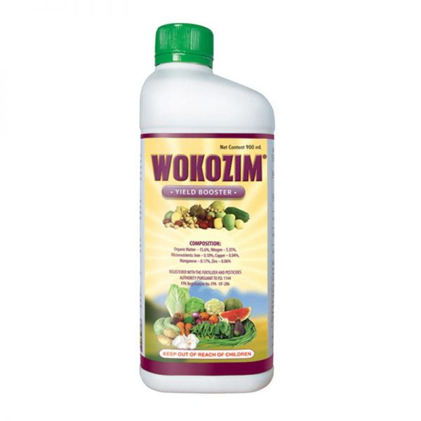 Wokozim Yield Booster